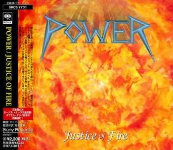 Power - Justice Of Fire {Japanese Edition} (1995)