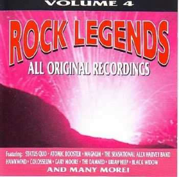 Rock Legends. All Original Recordings. Volume 4 (2011)