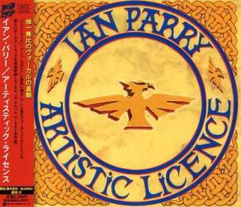 Ian Parry - Artistic Licence {Japanese Edition} (1994)