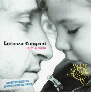 Lorenzo Campani - La Mia Meta (2012)