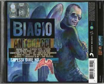 Biagio Antonacci - Sapessi Dire No (2012)