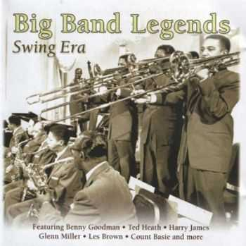VA - Big Band Legends - Swing Era (2005)