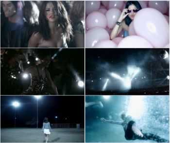 Selena Gomez & The Scene - Hit The Lights (Version 2) (2012)