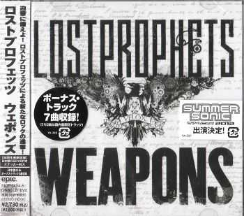 Lostprophets - Weapons [Japanese Edition] (2012) FLAC