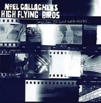 Noel Gallagher's High Flying Birds – Songs From The Great White North [EP] (2012) Vinyl