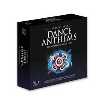 VA - Greatest Ever! Dance Anthems - The Definitive Collection (2012)