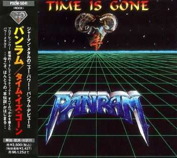 Pan Ram - Time Is Gone {Japanese Edition} (1993)