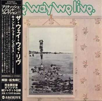 The Way We Live (Pre-Tractor) - A Candle For Judith [Japan Reissue 2009] (1971)