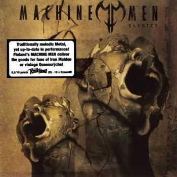 Machine Men - Elegies (2005) (Lossless) + MP3