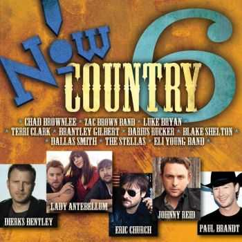VA � Now Country 6 (Canadian Edition) (2012)
