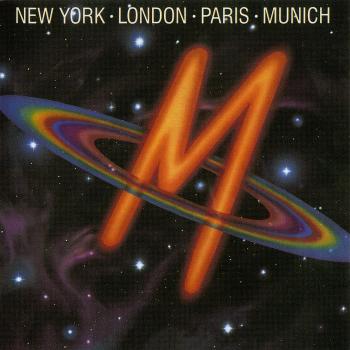M - New York, London, Paris, Munich (2004) FLAC