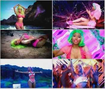 Nicki Minaj - Starships (Explicit) 2012