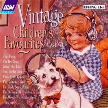 VA - Vintage Childrens Favourites 1926-1950 (1990)