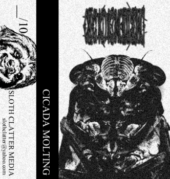 Cicada Molting - s/t [demo] (2010)