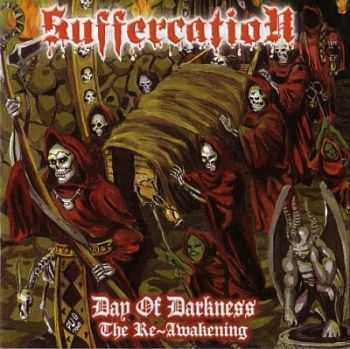 Suffercation - Day Of Darkness [The Re-Awakening] 1992 [Re-released 2010]  [LOSSLESS]