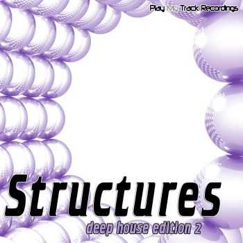 VA - Structures - Deep House Edition 2 (2011)