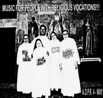 Parasitosis & Visiones Morbicas & Bizarre Bondage & Mutilated By A Kangaroo - Music For People With Religious Vocations! (Split) (2009)