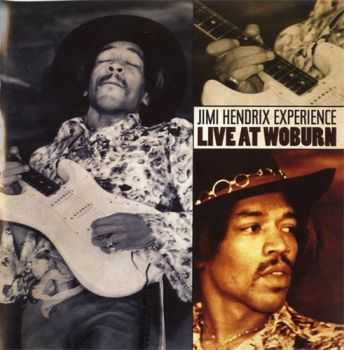 The Jimi Hendrix Experience - Live at Woburn 1968 (2009)