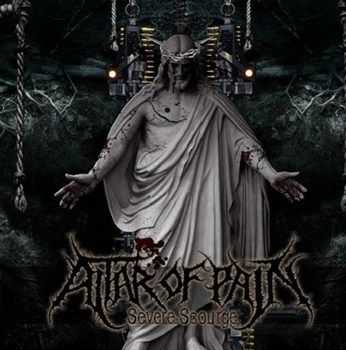 Altar Of Pain - Severe Scourge (EP) (2012)