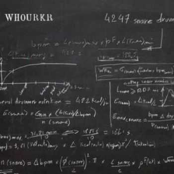 Whourkr - 4247 Snare Drums (2012)