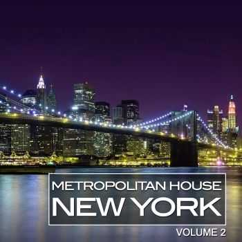 VA - Metropolitan House New York Vol.2(2012)