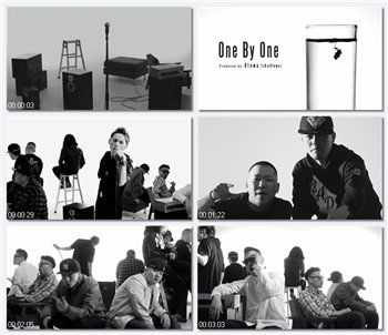 SKY-HI - One By One feat. Takuma The Great, ZEUS & BRGK, R指定, Squash Squad, Jazee Minor, Dag Force(2012)
