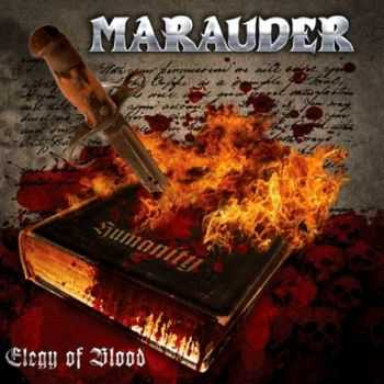Marauder  - Elegy Of Blood (2012)