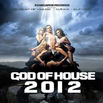 VA - God Of House 2012 (2012)