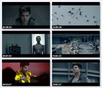 Adam Lambert - Never Close Our Eyes (2012)
