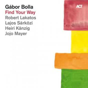 Gabor Bolla - Find Your Way (2012)