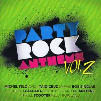 VA - Party Rock Anthems Vol.2 (2012)