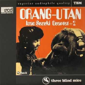 Isao Suzuki Quartet + 2 - Orang-Utan (1975)