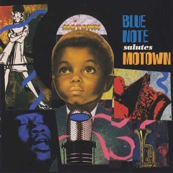 VA - Blue Note Salutes Motown (1998)