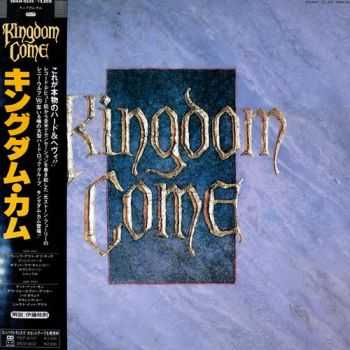 Kingdom Come - Kingdom Come {Japanese Edition, Vinyl Rip} (1988)