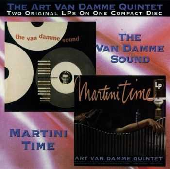 Art Van Damme - Van Damme Sound & Martini Time (1998)