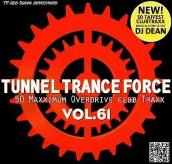 VA - Tunnel Trance Force Vol. 61 (2012)