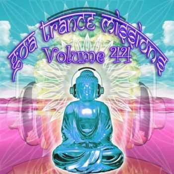 VA - Goa Trance Missions Vol. 44 (2012)