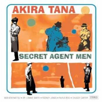 Akira Tana - Secret Agent Men (2002)