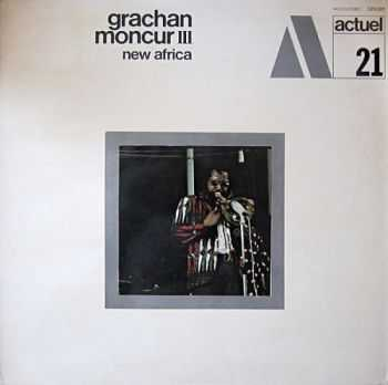 Grachan Moncur III - New Africa (1969)