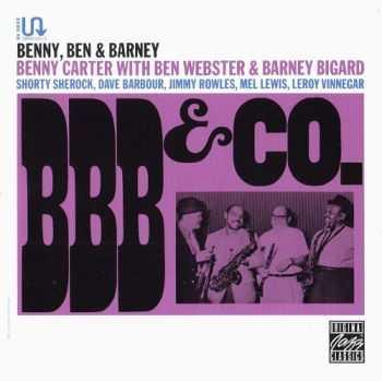 Benny Carter - B.B.B. & Co. (1962)