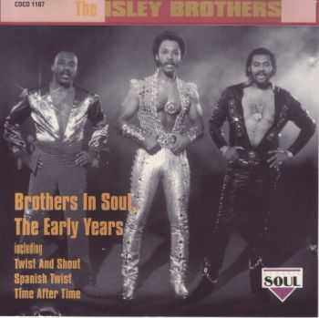 The Isley Brothers - Brothers In Soul (The Early Years) (1993)
