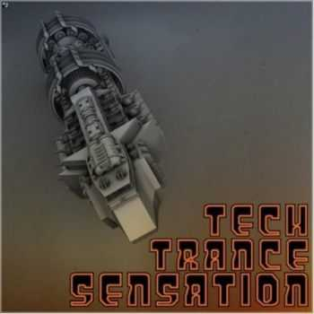 VA - Tech Trance Sensation (2012)