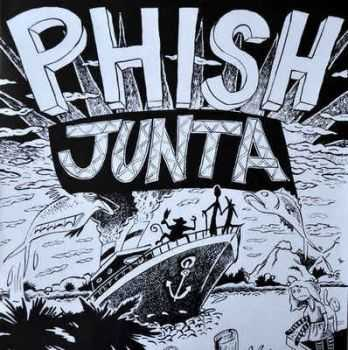 Phish - Junta (1989) [Mastered By Chris Bellman, 2012 Vinyl]