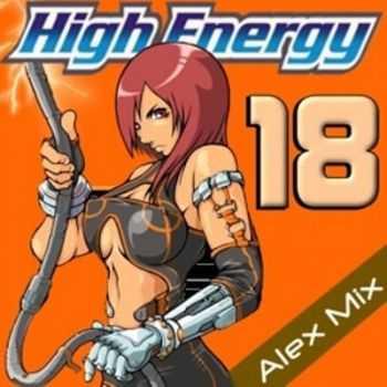 DJ Alex Mix - High Energy Mix vol 18 (2008)