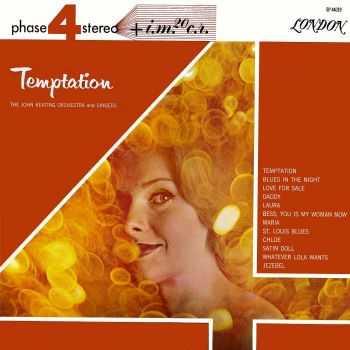 John Keating Orchestra & Singers - Temptation (1962)