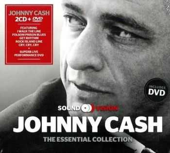 Johnny Cash - The Essential Collection (2012)