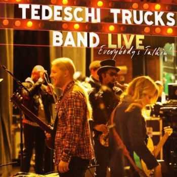 Tedeschi Trucks Band - Everybody's Talkin' (2012)