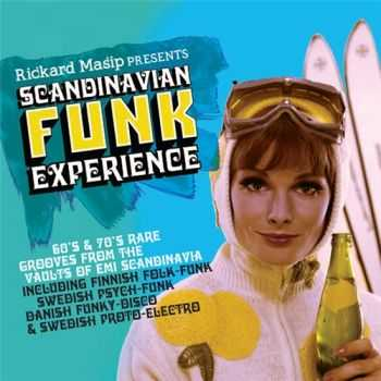 VA - Rickard Masip Presents Scandinavian Funk Experience (2012)