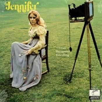 Jennifer Warnes - I Can Remember Everything (1968)