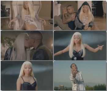 Nicki Minaj ft. Chris Brown - Right By My Side (Explicit) (2012)